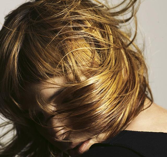 髪が良くなるカラー