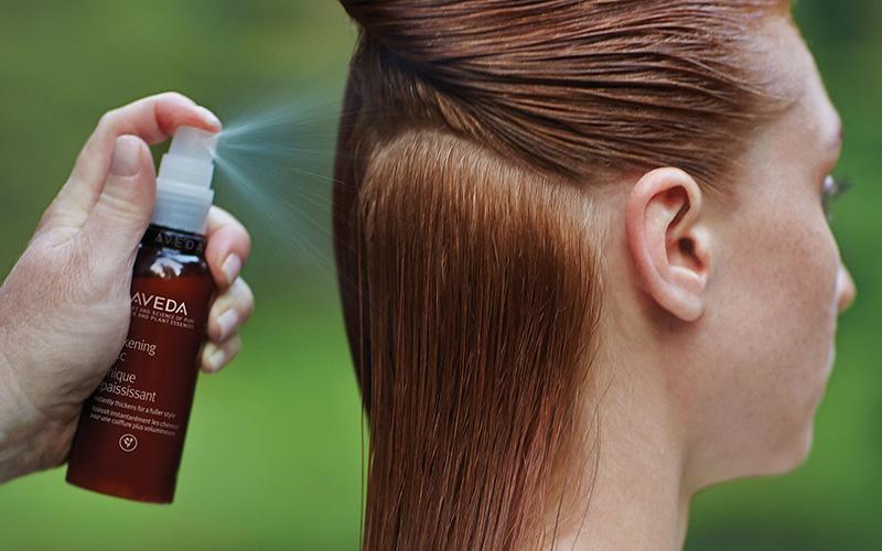AVEDAとヘアデザイナーの融合